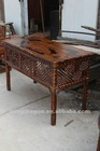 Chinese antique furniture Sichuan Bamboo Table