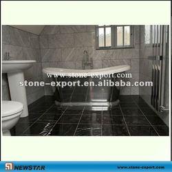 Polished marble tile for floor
