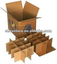 cardboard bottle carrier