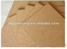2012 hot naturale vendere foglio di sughero
