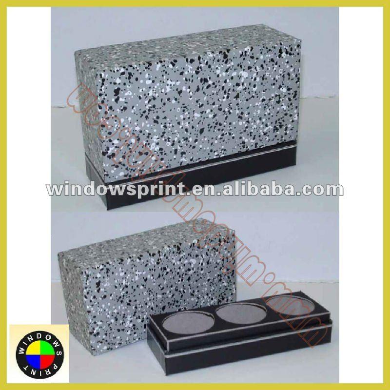 Recycle bath oil box