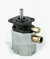 hi-low hydraulic gear pump stage gear pumps CBT15.2/7.6 CBT22.9/7.6