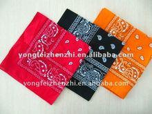 2012 latest style cotton bandana