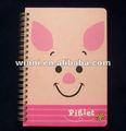 Cuadernos lindos del diseño