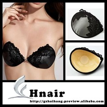 invisible silicone cloth bra self adhesive bra
