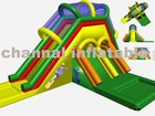 2012 new inflatable water slide