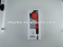 telephone receiver telephone for ipad/iphone with Rubber coating Radiation protection