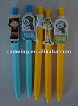 Cartoon ball Pen For Promotion