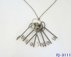 New desitgn gemstone jewelry