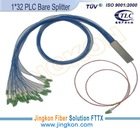 Steel Tube PLC Fiber Optical Splitter