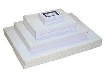 luggage tag 64*108 holograhic glossy Laminating Films&Laminating Film sheets