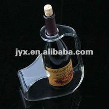 acrylic single wine bottle holder Designers & manufacturers
