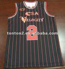 Sublimation reversible basketball jerseys