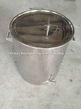 Stainless steel home beer keg