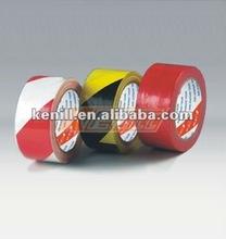PVC yellow and black lane marking tape