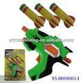 Arma de plástico mole com bala eva
