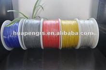 fiberglass braided wire insulation sleeves