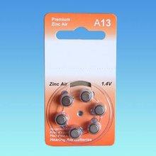 2012 cheap hearing aids batteries A13