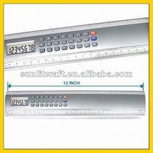 ruler calculator/8-digit full function calculator