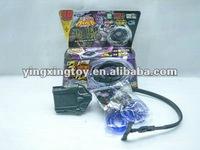 Newest shape BB122 metal beyblade 4d toys
