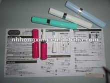 DuPont Nylon bristles Electric Toothbrush Travel