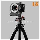 LED ring video light for camera