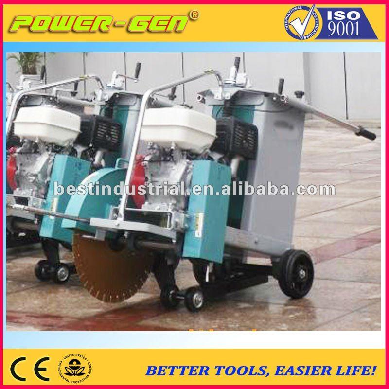Super Deal! POWER-GEN 300-650mm Diamond Blade Concrete Road Cutter