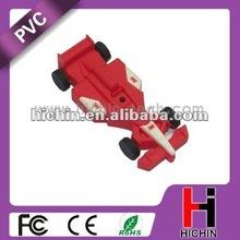 PVC cycle racing usb flash disk