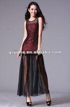 2012 hottest evening dress