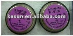 100% New Israel TADIRAN TL-5186 3.6V 400mAh PLC lithium battery AA High-energy Battery (TL-5186)