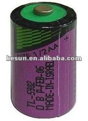 100% New TADIRAN TL-5902 1/2AA 3.6V PLC Lithium Battery TL5902 (TL-5902)