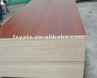 E0/E1/E2 melamine partical board