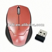 2012 latest nano receiver 2.4g wireless mouse(new model)