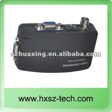 AV /S-VIDEO BNC to VGA Video Converter