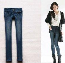 2012 fashion lady's pants, lady's jeans