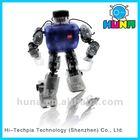 Dancing music battery robots