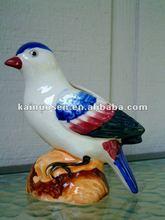 Animal ceramic pigeon vase
