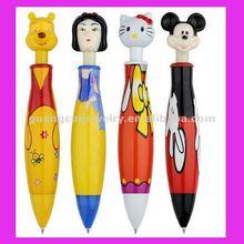 fashion cartoon character pens figure ball pen