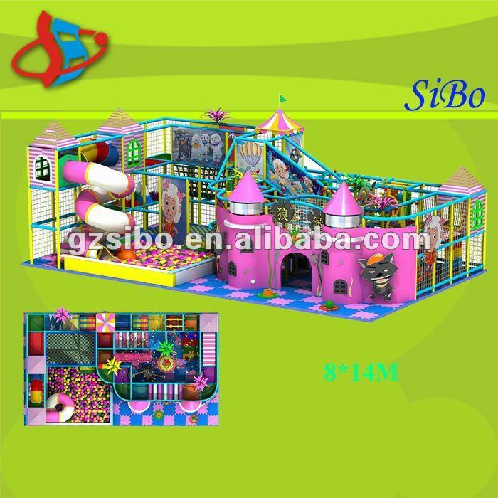 GM indoor playground equipment, indoor playground for sale, indoor children playground