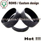 2012 olympics wristband embossed