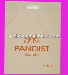 waterproof garment biodegradable packaging bag