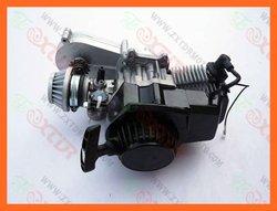 2 stroke mini bike 49cc engine