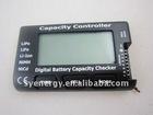 Cellmeter-7 Digital Battery Capacity Checker , Cell meter For NiCd NiMH , Li-Po , LiFe , Li-lon AKKU