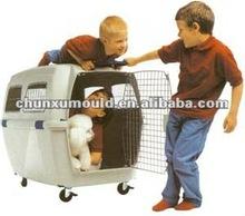 supply OEM plastic animal room ,dog houses , aluminum moulded animal houses