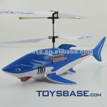 2012 New 3ch helicopter rc flying fish