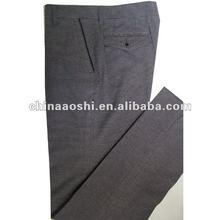 Specilal design 100% cotton man cargo pants