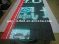 panneau mené polychrome se pliant d'écran de visualisation de module