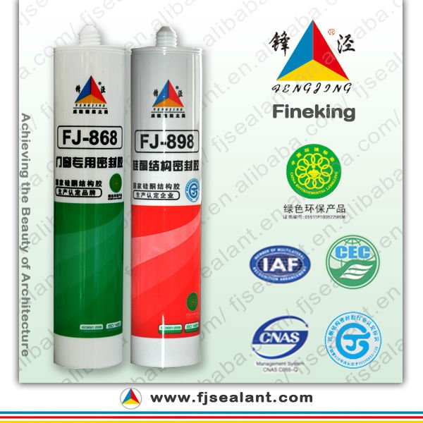 special for window and door silicone sealant