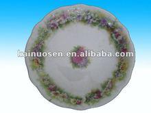 Vintage tiny porcelain butter or soy dish
