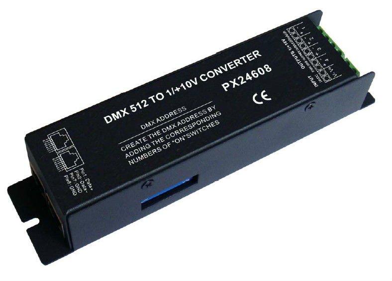 Dmx To 0-10v Converter